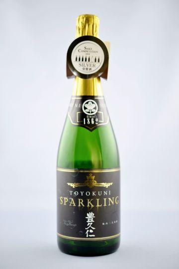 720ml Sparkling TOYOKUNI(In-bottle secondary fermentation method) 720m (alc.12%)