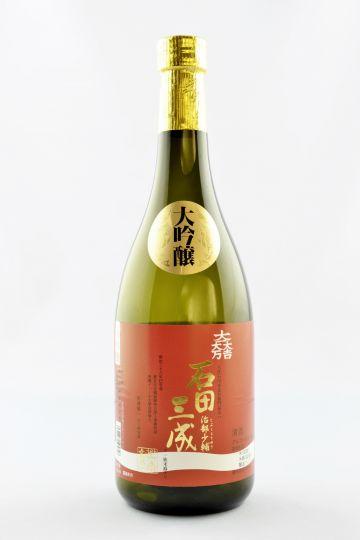 Ishida Mitsunari Jibu-shosuke Daiginjo 720ml (alc.15%)