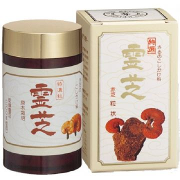 """Tokunō-tsubu Specially Selected """"Lingzhi"""" ★ Uses Lingzhi collected during the most enriched period of the ingredient ★"""