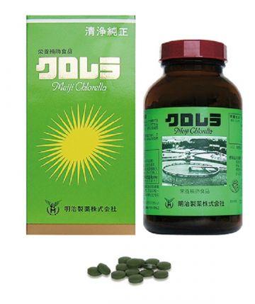 Meiji Pharmaceutical(Nutrient Rich Green Algae Food)  CHLORELLA