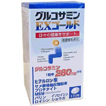 TOA Pharmaceutical   Glucosamine EX Gold