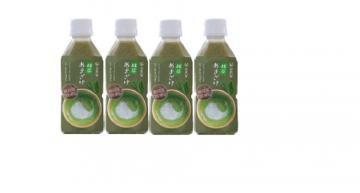 Horaiya Matcha Amazake 4 Bottles Pack