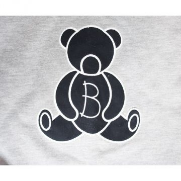 Baby Carrier with Bear Emblem for Spring and Summer, Hexagon Type