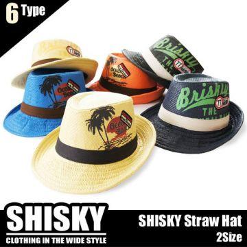 Shisky Straw Hat, Ver.2
