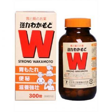 Wakamoto Strong Wakamoto, 1000 Tablets :Quasi-drug Medicated Products