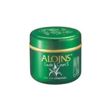 Aloins Eaude Cream S, 185g :Quasi-drug Medicated Products