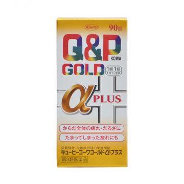 Kowa Q&P Gold Alpha Plus, 90 tablets
