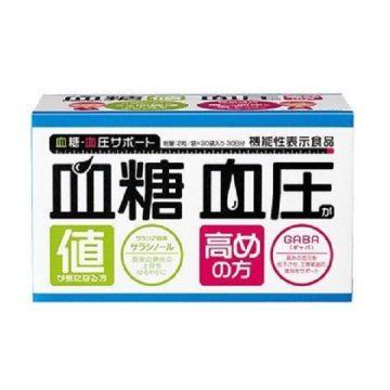 エフエムジー&ミッション 血糖・血圧サポート(180mg×2粒)×30包【機能性表示食品】