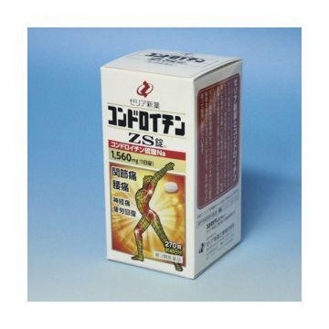 Zeria Pharmaceutical Chondroitin ZS, 270 tablets