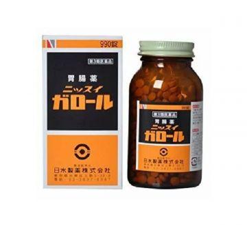 【第3類医薬品】 日水製薬 ニッスイ ガロール 990錠