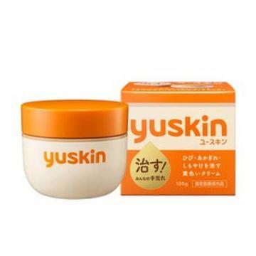 【指定医薬部外品】 ユースキン製薬 ユースキンAa 120g