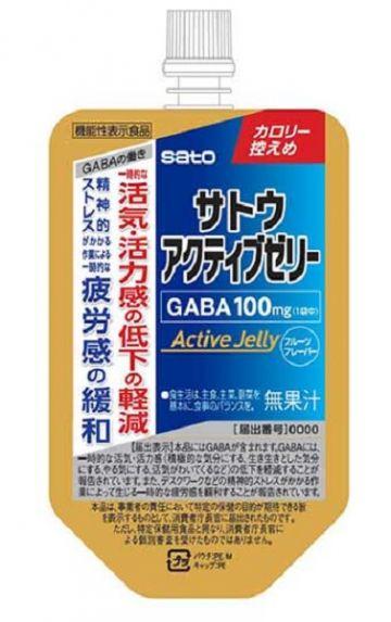 佐藤製薬 サトウ アクティブゼリー 150g×6個パック 【機能性表示食品】