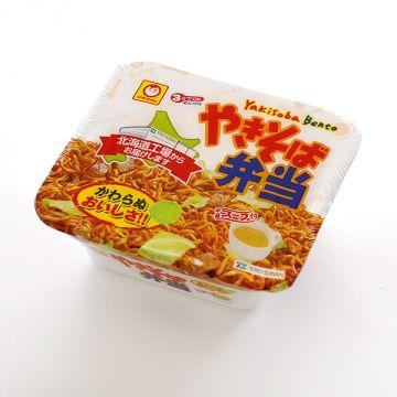 Hokkaido Limited Yakisoba Lunch Box, 12 Cups