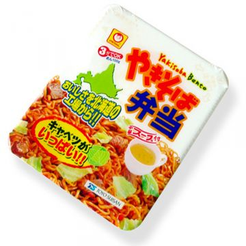Hokkaido Limited Yakisoba Lunch Box