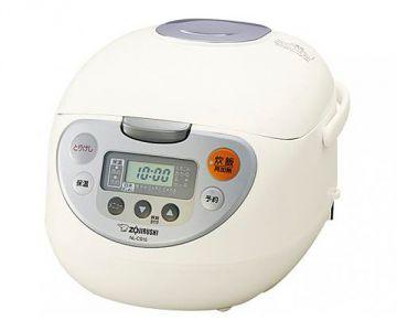 Zojirushi Rice Cooker Kiwame-daki NL-CS10, 5.5 Cups, White