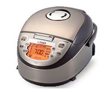 Tiger Mini Rice Cooker JKO-G550, Brown