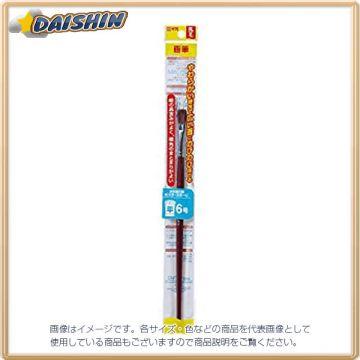 Cherry Clepas Brush Made from Horse Hair UR#6, Plastic Shaft, Flat