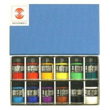 Turner Color Poster 7125 PC40, 40ml, 12 Color Set