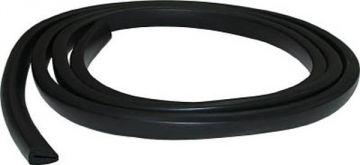 Trusco Nakayama Safe Cushion Entrapment Type Width 9mm Black TAC-121BK