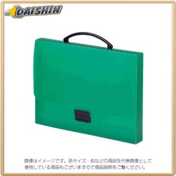 Lihit Lab Bag, A4, 7879 A-5005-7, Green