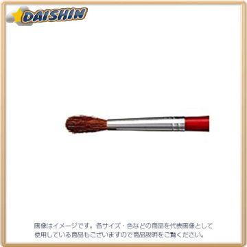 Cherry Clepas Brush Made from Horse Hair UR#6, Plastic Shaft, Round
