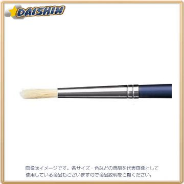 Sakura Crepus Brush Made from Pig Hair BR#4, Plastic Shaft, Round