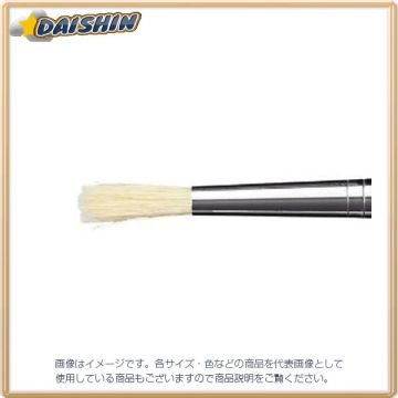 Sakura Crepus Brush Made from Pig Hair BR#8, Plastic Shaft, Round