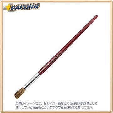 Cherry Clepas Brush Made from Horse Hair UR#18, Plastic Shaft, Round