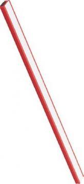 Trusco Nakayama Bar Magnet 250L BM2-250-R, Red