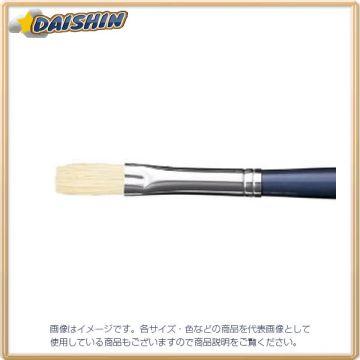 Sakura Crepus Brush Made from Pig Hair BR#6, Plastic Shaft, Flat