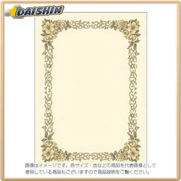 Sasagawa Hiroshi Pattern Diploma Paper, Vertical and Horizontal Combined, B5 Size 26322