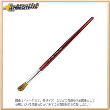 Cherry Clepas Brush Made from Horse Hair UR#16, Plastic Shaft, Round