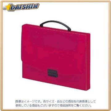 Lihit Lab Bag, A4, 7875 A-5005-3, Red