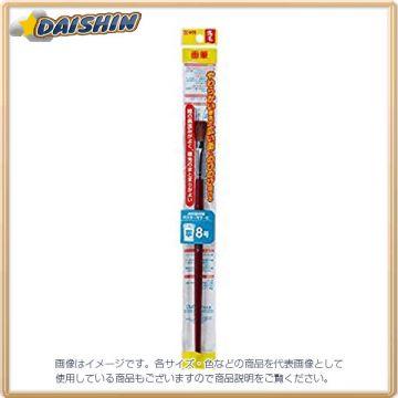 Cherry Clepas Brush Made from Horse Hair UR#8, Plastic Shaft, Flat