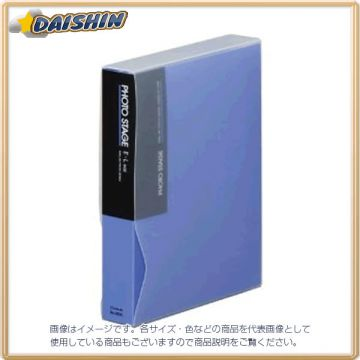King-Jim Photo Stage Cross-In Type 735037, Blue