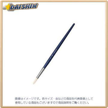 Sakura Crepus Brush Made from Pig Hair BR#18, Plastic Shaft, Round