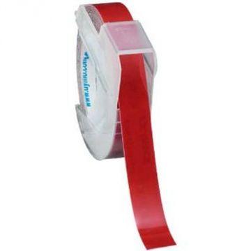 Dymo Glossy Tape 9mm Tsuyayu 923 DM0903RD, Red