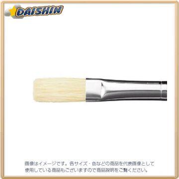 Sakura Crepus Brush Made from Pig Hair BR#12, Plastic Shaft, Flat
