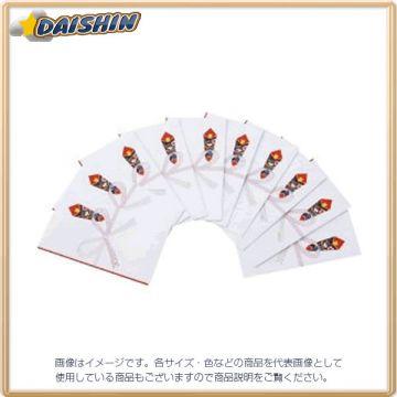 Kotobukido Paper Products Shukuo Tohanayui Nakabukuro, 10 Sheets Pack with 8353