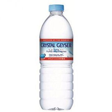 Otsuka Pharmaceutical Crystal Geyser Alpine Spring Water 500ml, 24 Bottles