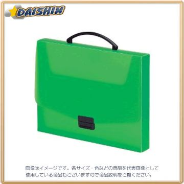 Lihit Lab Bag, A4, 7878 A-5005-6, Yellow-Green
