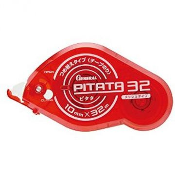 General Pitata 1048 GB-601R, Red, 32 Pieces
