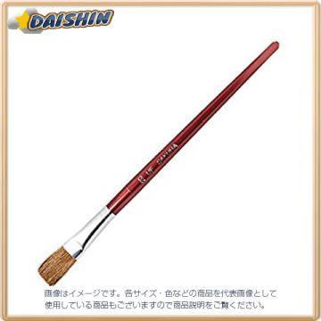 Cherry Clepas Brush Made from Horse Hair UR#20, Plastic Shaft, Flat