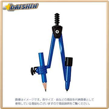 Kutsuwa Safety Compass Harinokku Pencil 00028766 CP212BL, Blue