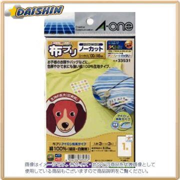 A-One Cloth Pre-Iron Postcard Uncut 892814