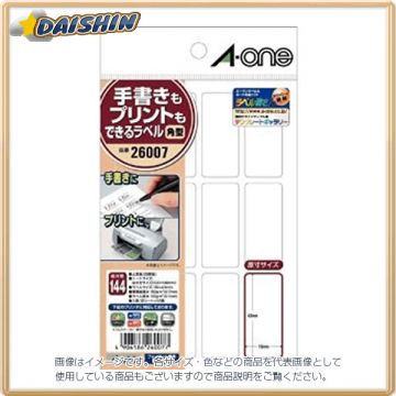 A-One Handwriting May Be Printed Labels Rectangular 12 Surface 804797