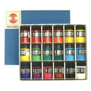 Turner Color Poster 7126 PC40, 40ml, 18-Color Set