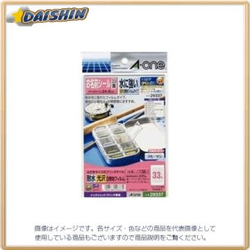 A-One Postcard Size Label Strong Water Type 33-Face 788371