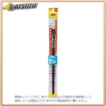 Cherry Clepas Brush Made from Horse Hair UR#12, Plastic Shaft, Flat