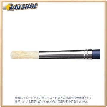 Sakura Crepus Brush Made from Pig Hair BR#6, Plastic Shaft, Round